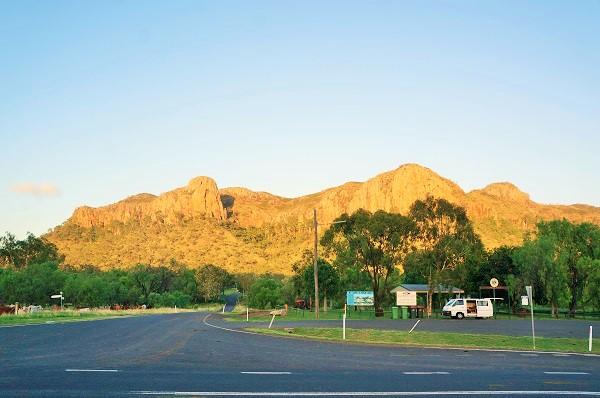 rest area australia